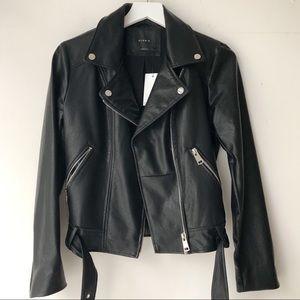 ELODIE Leather Jacket